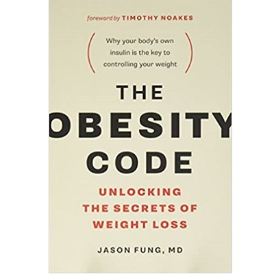The Obesity Code By Dr. Jason Fung PDF Download