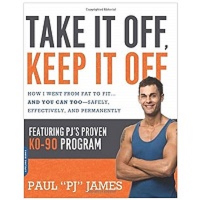 Take It Off Keep It Off by Paul James