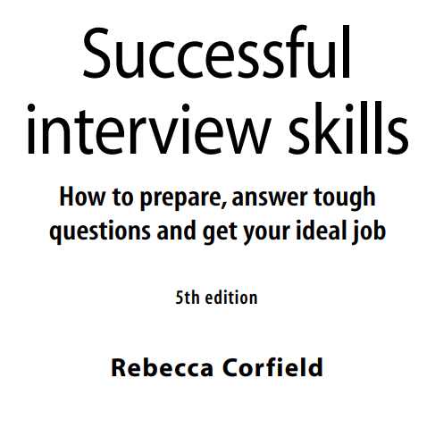 Successful Interview Skills by Rebecca Corfield PDF Download